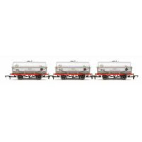 HORNBY 20 Ton Tank Wagon, ICI - Three Wagon Pack - Hearns Hobbies Melbourne - HORNBY