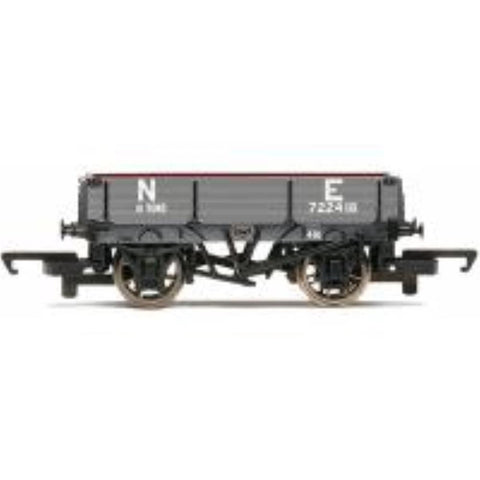 HORNBY 3 Plank Wagon 'NE' - Hearns Hobbies Melbourne - HORNBY