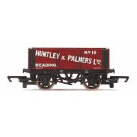 HORNBY 6 Plank Wagon 'Huntley and Palmers Ltd'