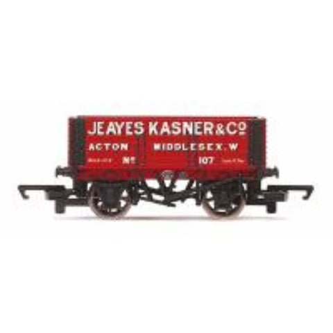 HORNBY 6 Plank Wagon 'Jeayes Kasner & Co'