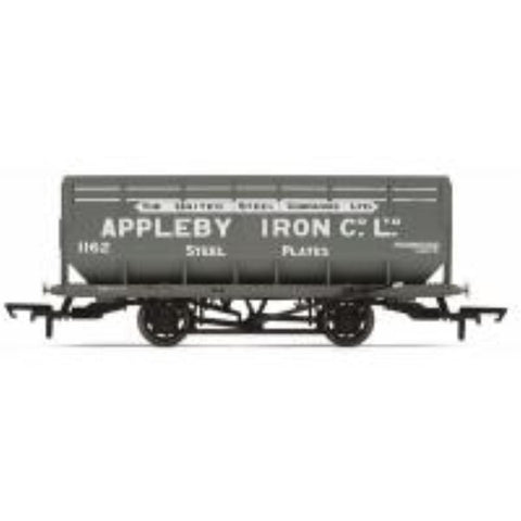 HORNBY LMS Dia 1729 20 Ton Coke Wagon 'Appleby Iron Co.' 1162 - Hearns Hobbies Melbourne - HORNBY
