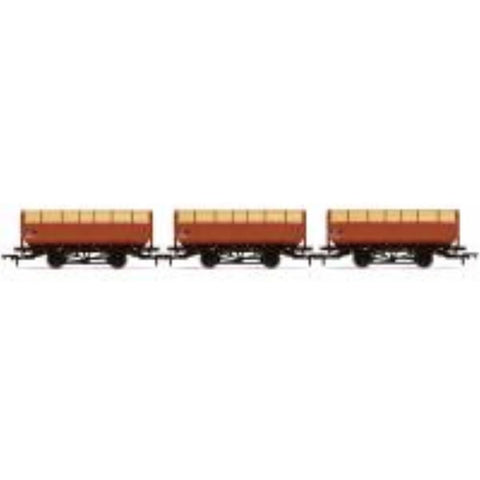 HORNBY BR 20 Ton Coke Hopper Wagons - Three Wagon Pack - Hearns Hobbies Melbourne - HORNBY