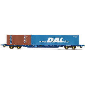 HORNBY KFA Container Wagon, Tiphook - Era 8 (69-R6849)