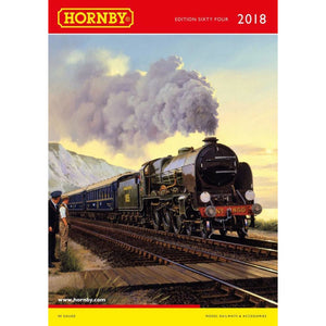 HORNBY 2018 Catalogue Edition 64 (69-R8155)