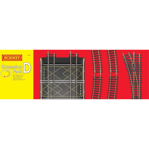 HORNBY EXTENSION PACK D