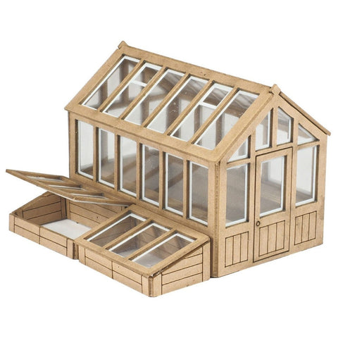 METCALFE Green House HO Scale
