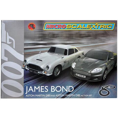 SCALEXTRIC Micro James Bond - Hearns Hobbies Melbourne - SCALEXTRIC