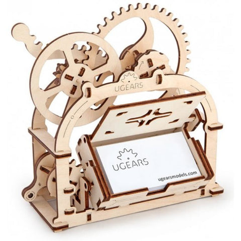 UGEARS Mechanical Box (UG-70001)