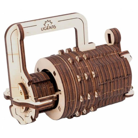 UGEARS Combination Lock (UG-70007)