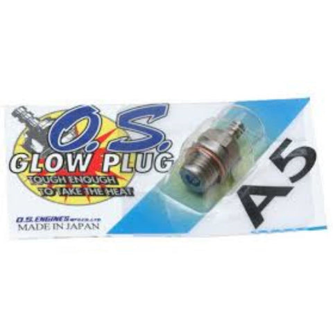 GLOW PLUG NO.10 (A5) - Hearns Hobbies Melbourne - OS