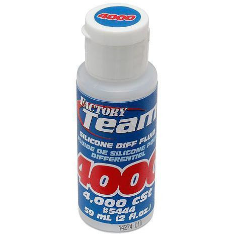 ASSOCIATED FT Silicone Diff Fluid, 4,000 cSt (ASS5444)