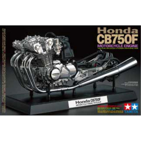 TAMIYA 1/6 Honda CB750F Motorcycle Engine (74-T16024)