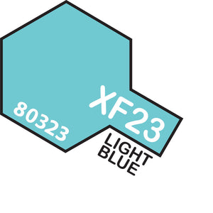 TAMIYA XF-23 LIGHT BLUE - ENAMEL