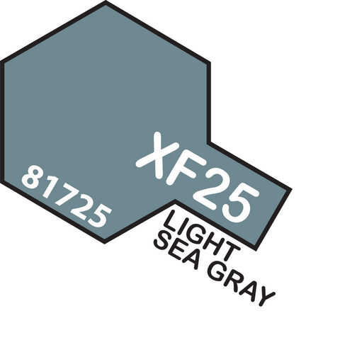 TAMIYA Acrylic XF-25 LIGHT SEA GREY
