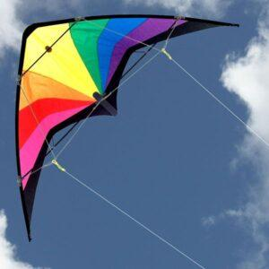 WINDSPEED Prism Sports Dual Control Stunt Kite