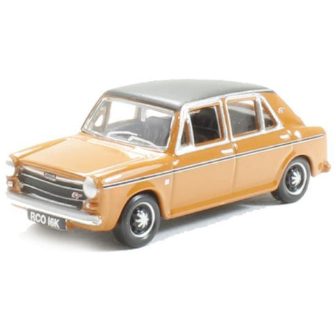 OXFORD 1/76 Austin 1300 Bronze Yellow - Hearns Hobbies Melbourne - Oxford