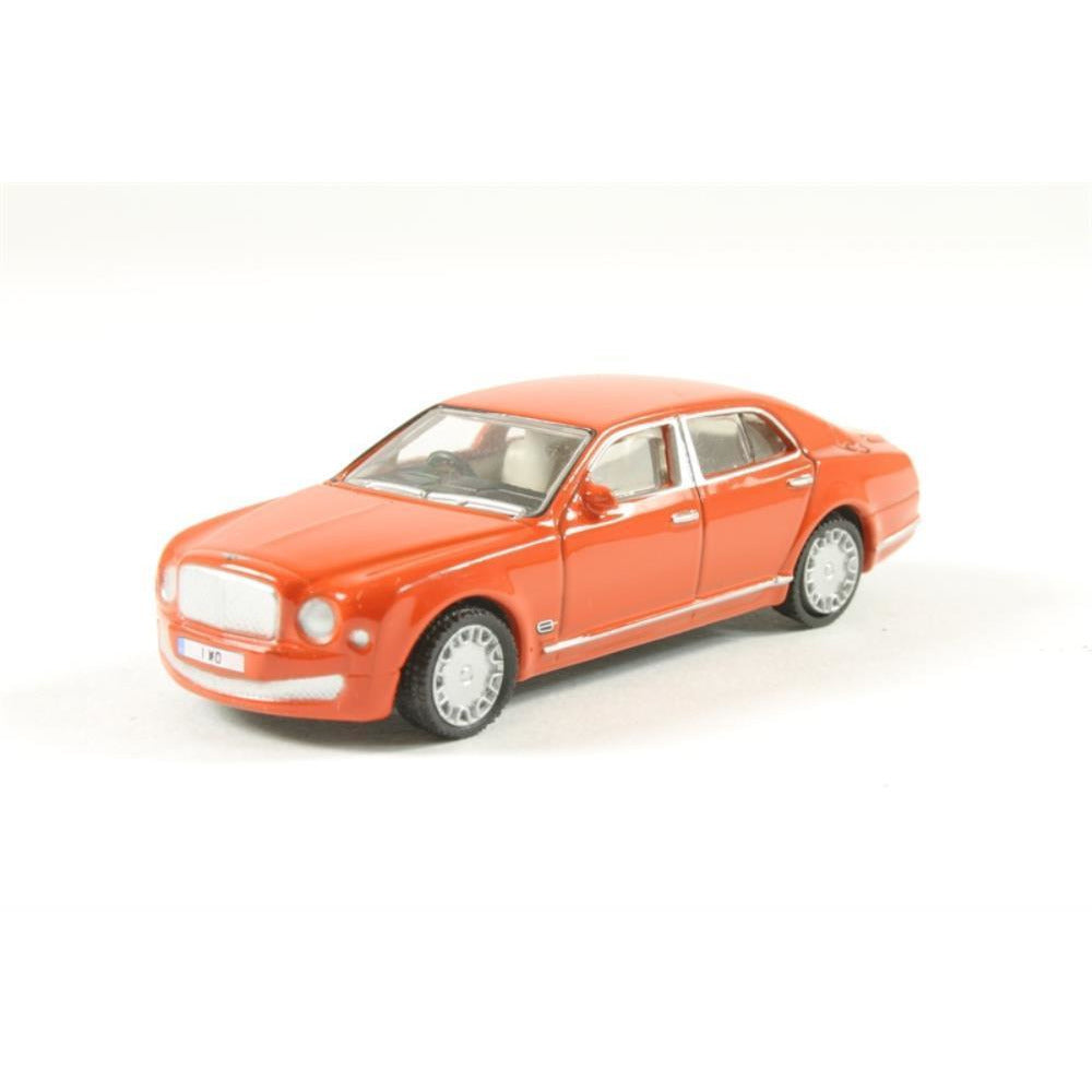OXFORD 1/76 Bentley Mulsanne St. James Red - Hearns Hobbies Melbourne - Oxford