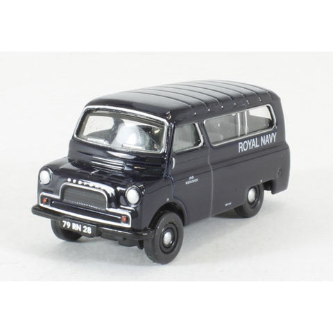 OXFORD 1/76 Bedford CA Minibus Royal Navy - Hearns Hobbies Melbourne - Oxford