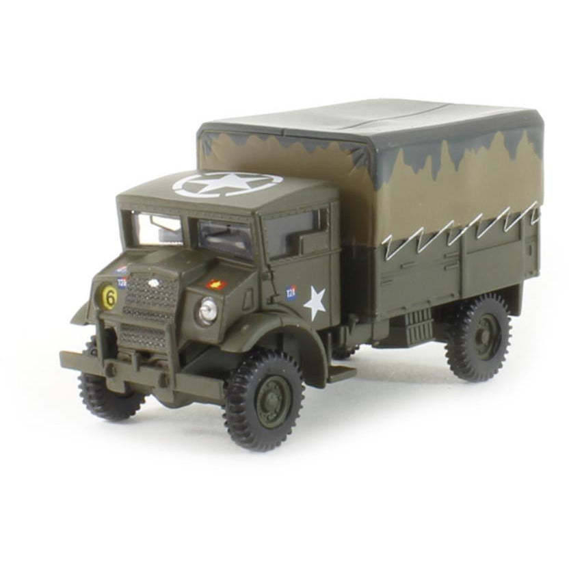 OXFORD 1/76 CMP LAA Tractor 1st Canad.Div NW Eu - Hearns Hobbies Melbourne - Oxford