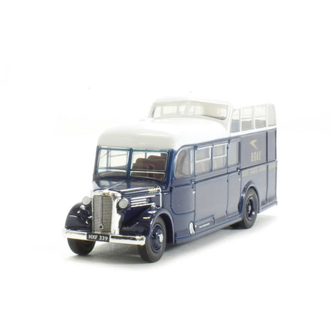 OXFORD 1/76 Commer Commando BOAC - Hearns Hobbies Melbourne - Oxford