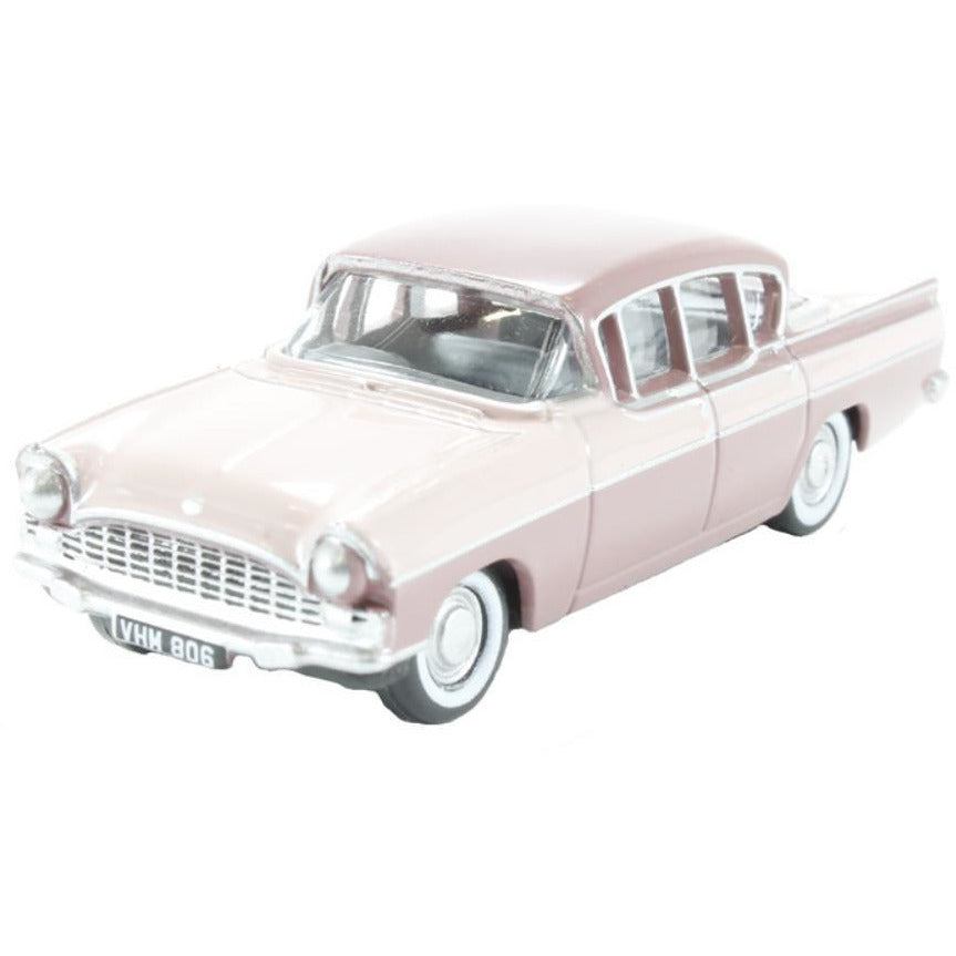 OXFORD 1/76 Vauxhall Cresta Rose/Lilac - Hearns Hobbies Melbourne - Oxford