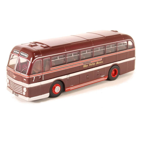 OXFORD 1:76 Duple Roadmaster Wye Valley Motors (76DR003)