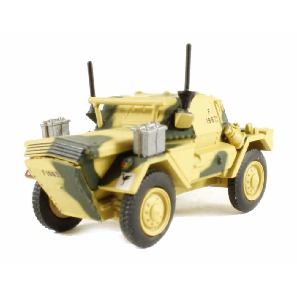 OXFORD 1/76 Daimler Dingo Scout Car 50th RTR 23 - Hearns Hobbies Melbourne - Oxford