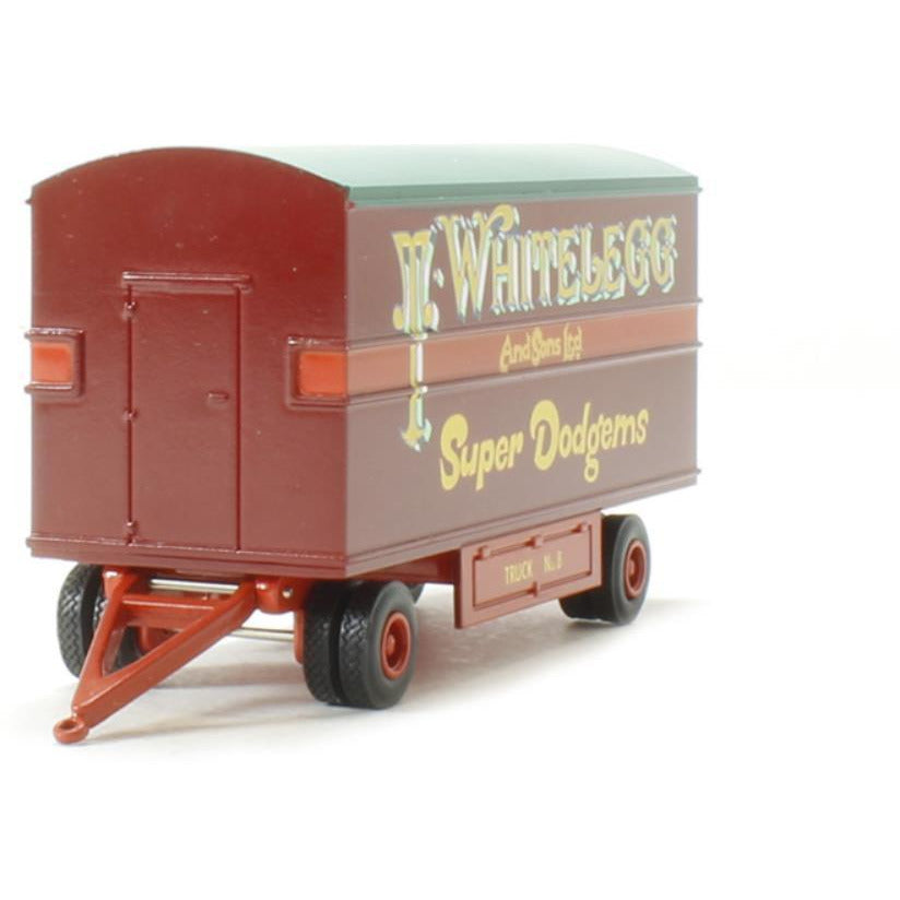 OXFORD 1/76 Whiteleggs Trailer - Hearns Hobbies Melbourne - Oxford