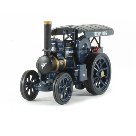 OXFORD 1/76 Fowler B6 Road Loco Pickford - Hearns Hobbies Melbourne - Oxford