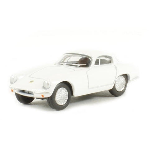 OXFORD 1/76 Lotus Elite    Cirrus White - Hearns Hobbies Melbourne - Oxford