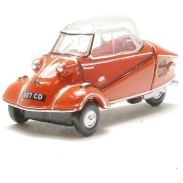 OXFORD 1/76 Mess.KR200 Bubble Car Ro - Hearns Hobbies Melbourne - Oxford