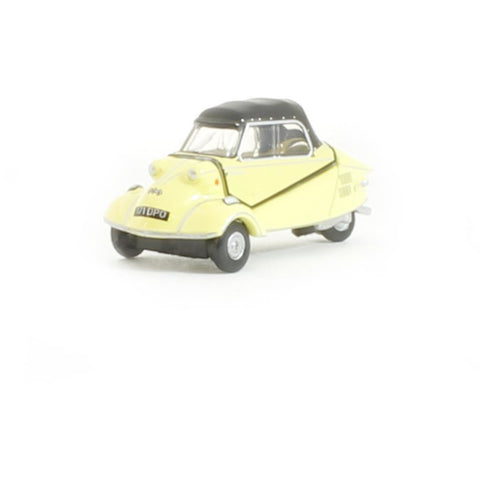 OXFORD 1/76 ME KR200 CarbrioMimosa Yellow - Hearns Hobbies Melbourne - Oxford