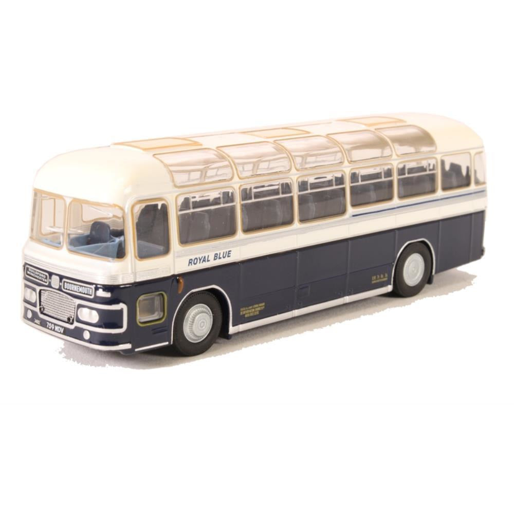 OXFORD 1:76 Bristol MW6G Royal Blue (76MW6001)