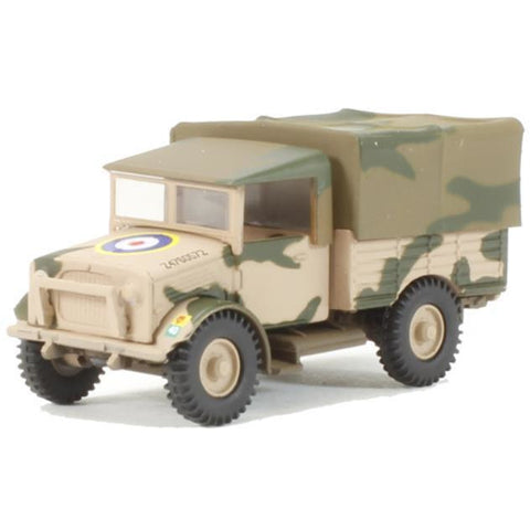 OXFORD 1/76 Bedford MWD 10th Arm.Div 41 RTR Tun - Hearns Hobbies Melbourne - Oxford