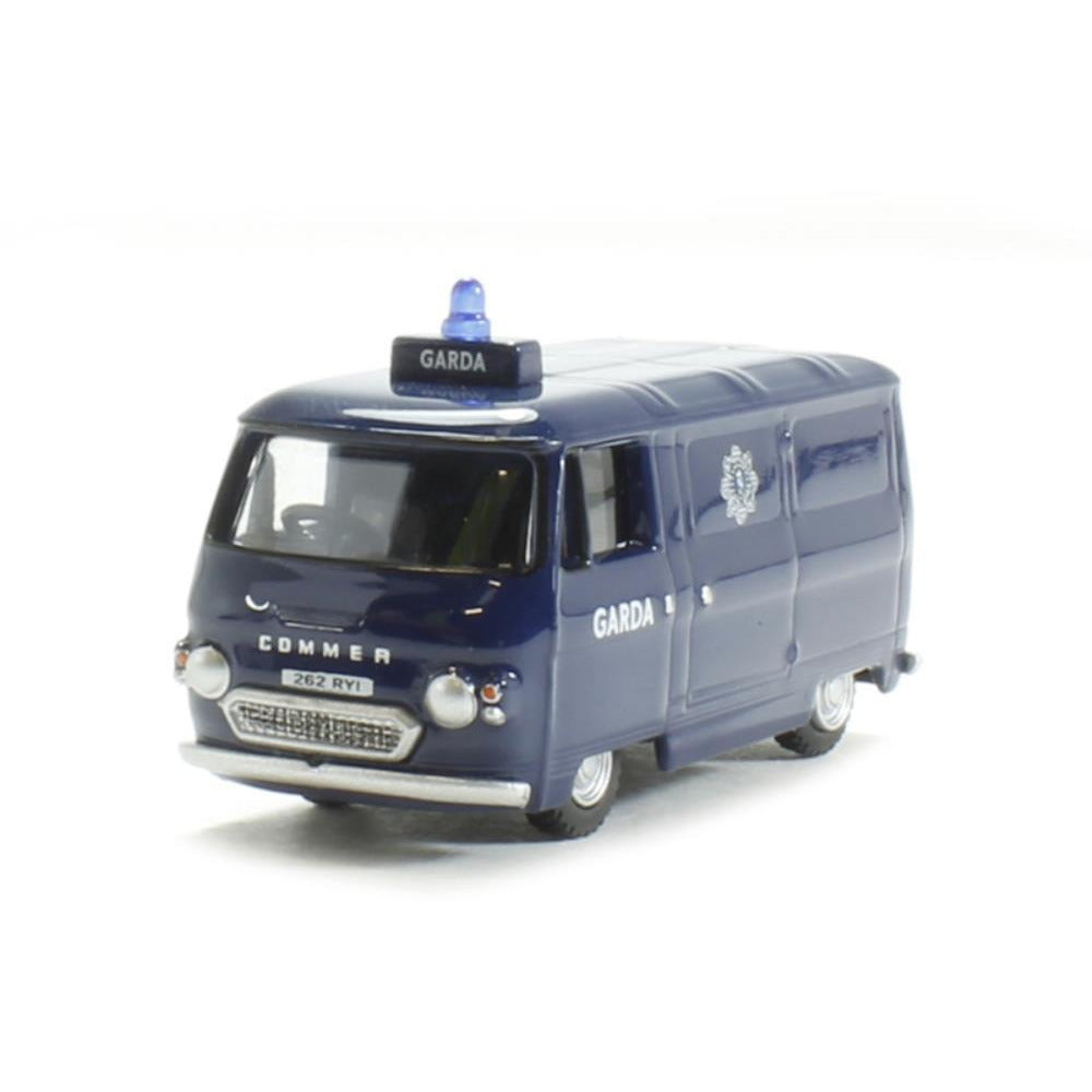 OXFORD 1/76 Commer PB Garda - Hearns Hobbies Melbourne - Oxford