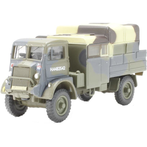 OXFORD 1/76 Bedford QLB 4thInfantry UK 1942 - Hearns Hobbies Melbourne - Oxford