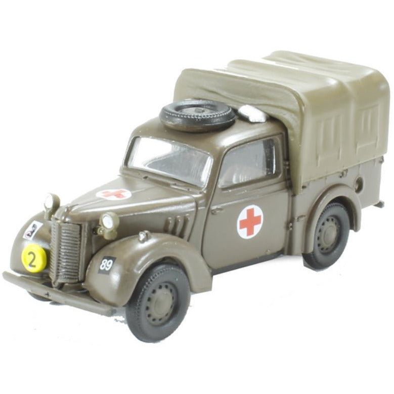 OXFORD 1/76 Austin Tilly 1st Polish Army Div. - Hearns Hobbies Melbourne - Oxford
