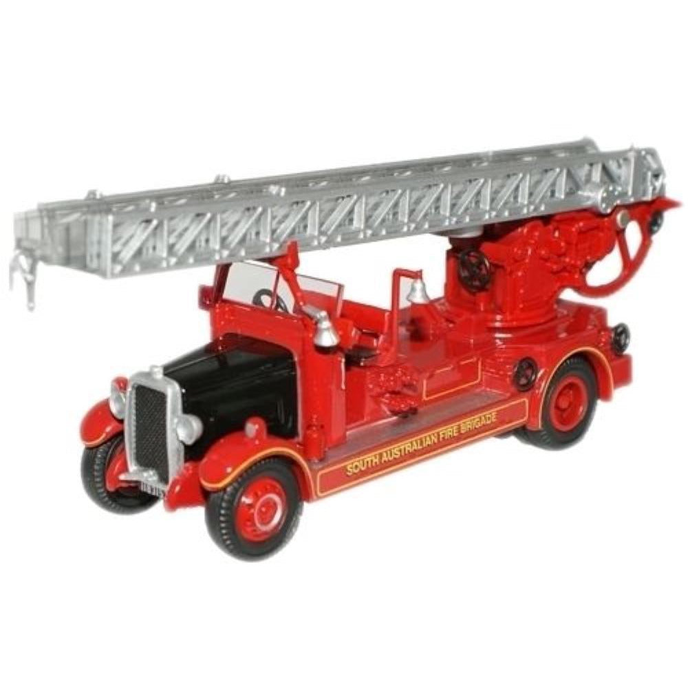 OXFORD 1/76 Leyland TLM Fire Eng. Sth Australia - Hearns Hobbies Melbourne - Oxford