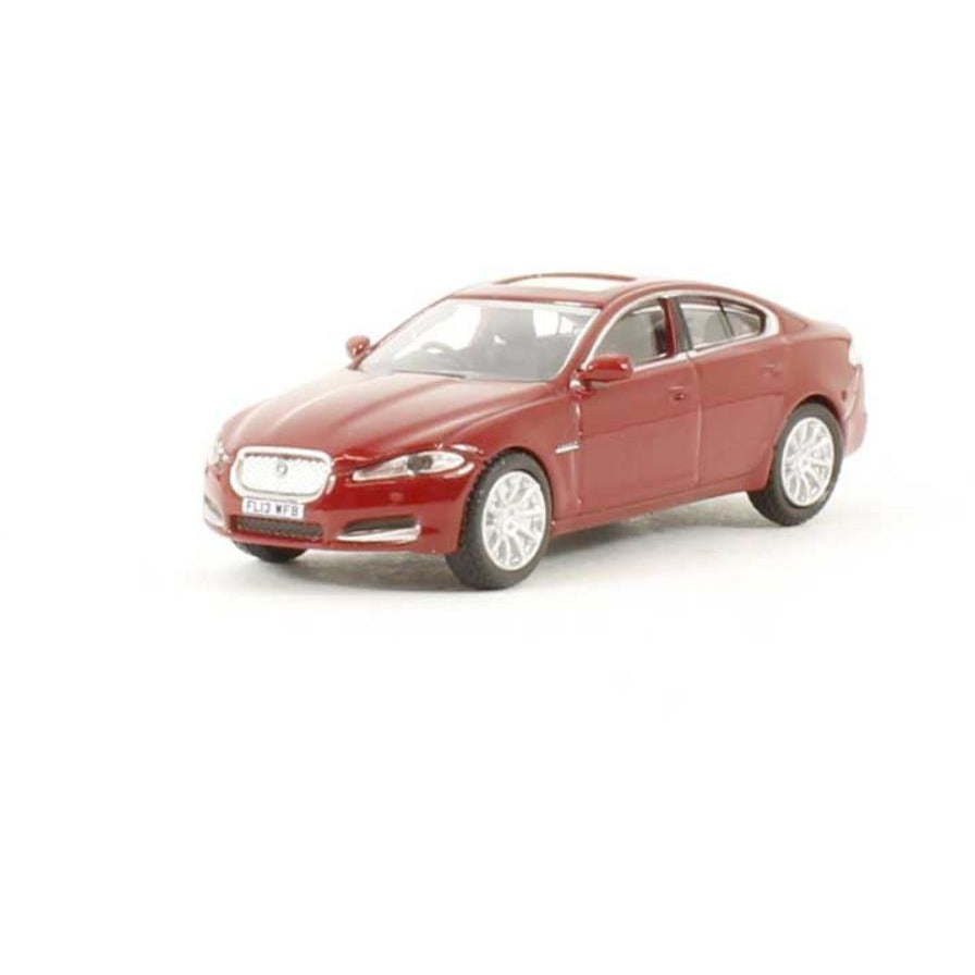 OXFORD 1/76 Jaguar XF - Hearns Hobbies Melbourne - Oxford