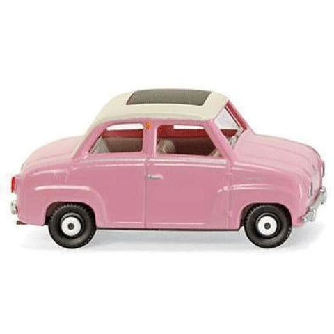 WIKING Glas Goggomobil rose - Hearns Hobbies Melbourne - WIKING