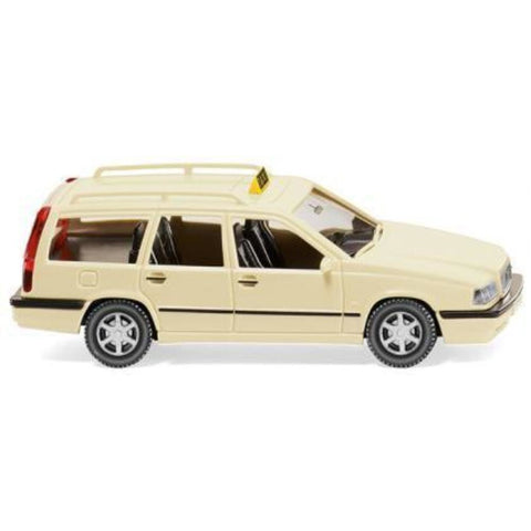 WIKING Volvo 850 Kombi Taxi - Hearns Hobbies Melbourne - WIKING