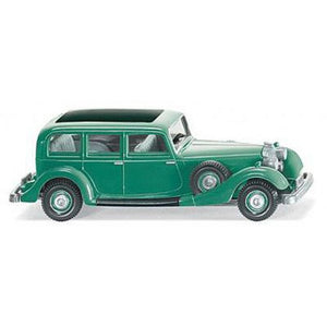 WIKING Horch 850 Patina Green - Hearns Hobbies Melbourne - WIKING