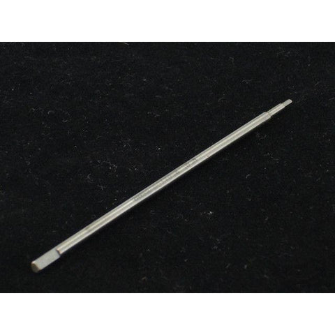 1.5 Hex Wrench Tip  (Materials: HSS F3x100mm)