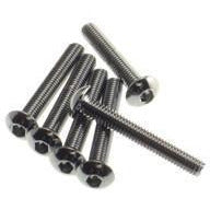 Hex Button Screw M3x20  [S-Black]