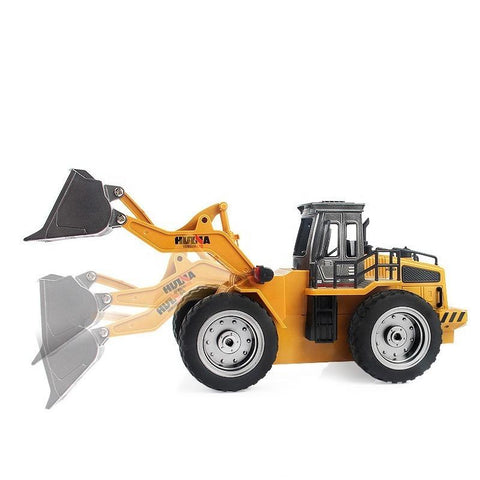 HUINA 1/18 RC Construction Bulldozer