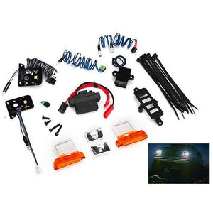 TRAXXAS LED Light Set, Complete with Power (8035)