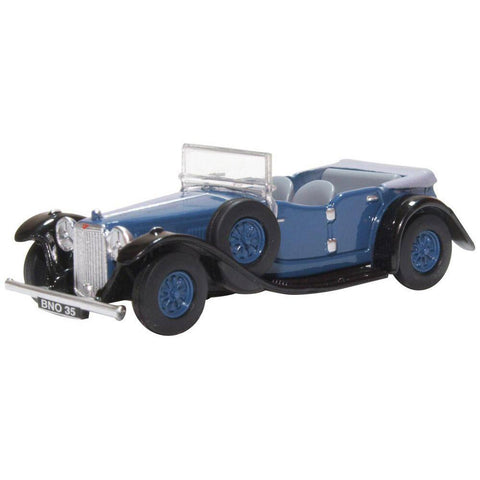 ALVIS SPEED TWENTY ROYAL BLUE