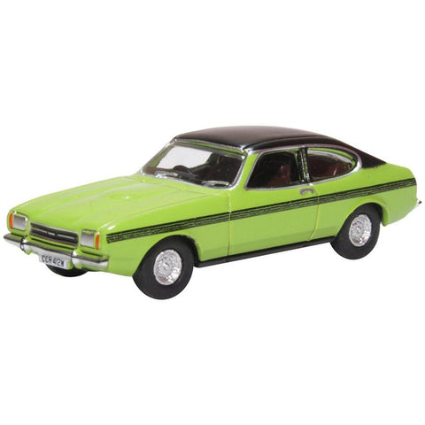 FORD CAPRI MKII LIME GREEN
