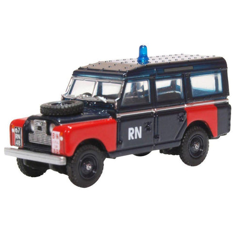 LAND ROVER SERIES II LWB STATION WAGON ROYAL NAVY BOMB DISP