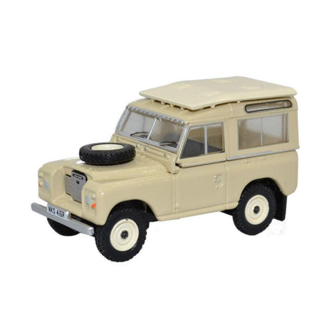 LAND ROVER SERIES III STATION WAGON LIMESTONE